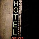 Hotel Chelsea by lkippenbrock