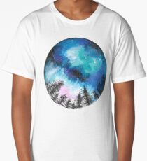 Cosmic Forest Long T-Shirt