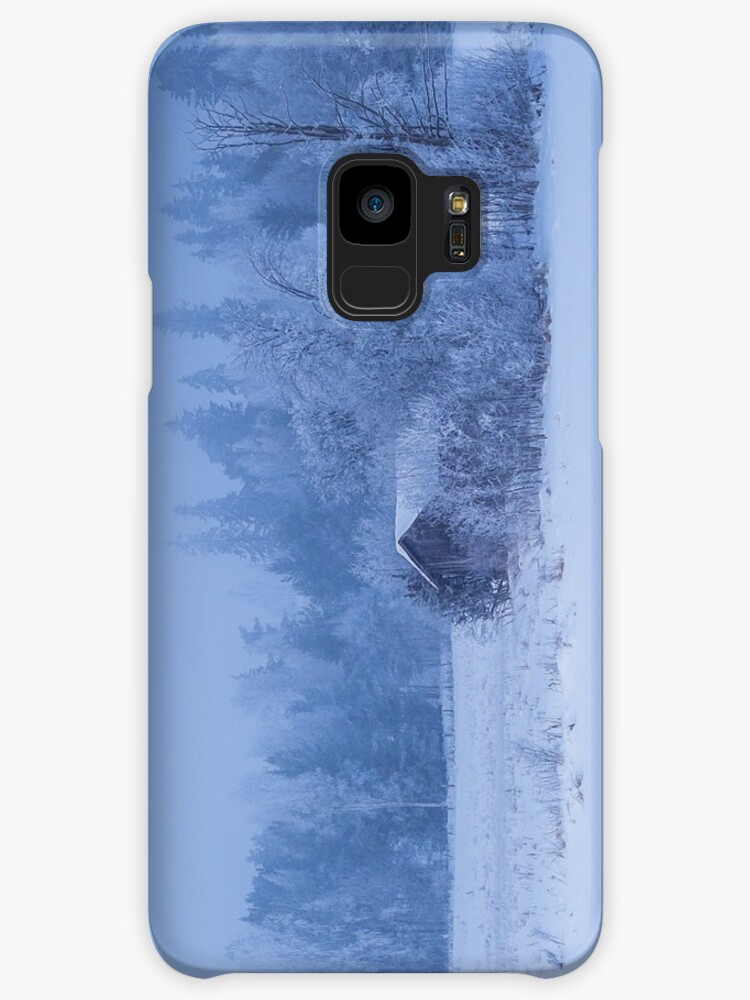 FROSTY CRUST 2 [Samsung Galaxy cases/skins] by Matti Ollikainen
