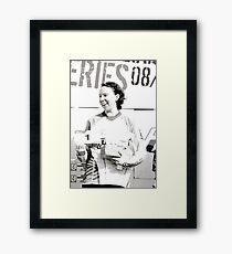 Series Leader, Womens Elite Framed Print