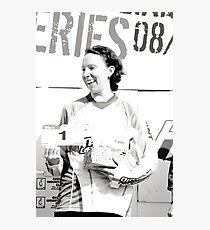 Series Leader, Womens Elite Photographic Print