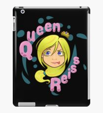 Queen Reiss in Black iPad Case/Skin