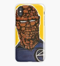 The Thing from Fantastic 4 iPhone Case/Skin