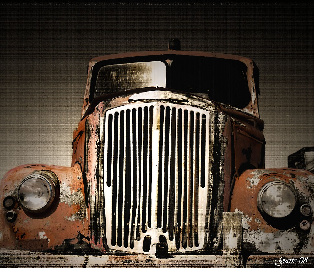 Morris Commercial Towtruck by garts