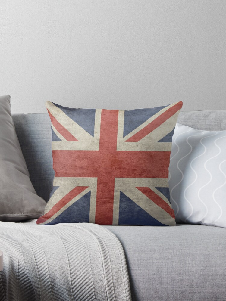 Union Jack Bedspread by deanworld