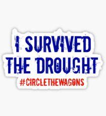 I Survived . . . . Sticker