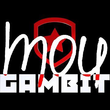 Gambit mou | CS:GO Pros by CSGODesignz
