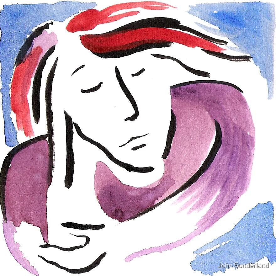 illustration by John Sunderland
