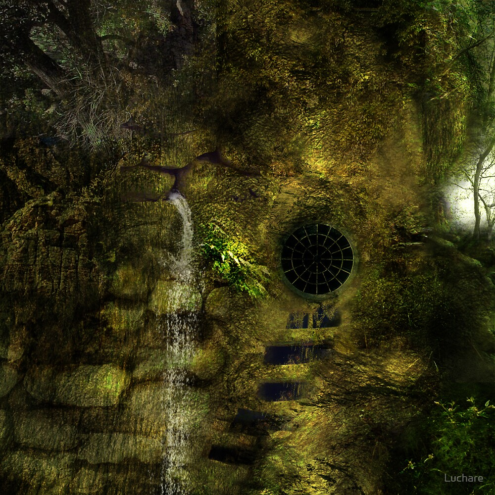 Magic Abandoned 2 by Luchare