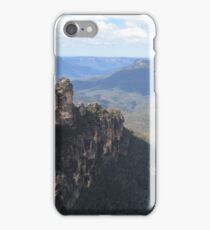Three Sisters, Blue Mountains iPhone Case/Skin