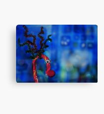 CandyCeindeer In Profile Canvas Print