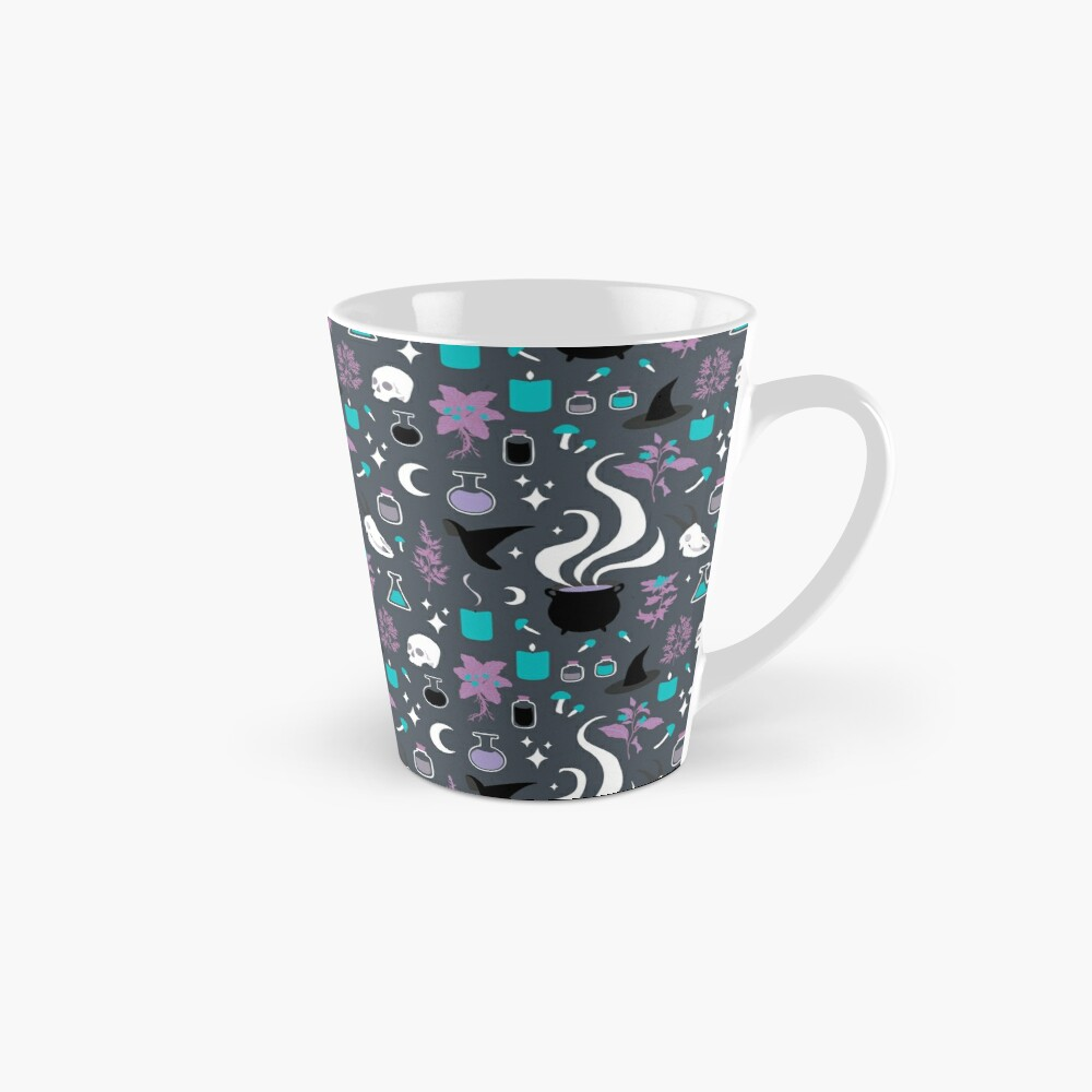 Witchy Pattern - Dark Tall Mug