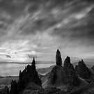 The Old Man of Storr   Skye by marshall calvert  IPA