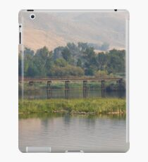 Small Town Trussell iPad Case/Skin