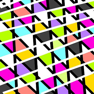 Geometric Squares by nschweitzer