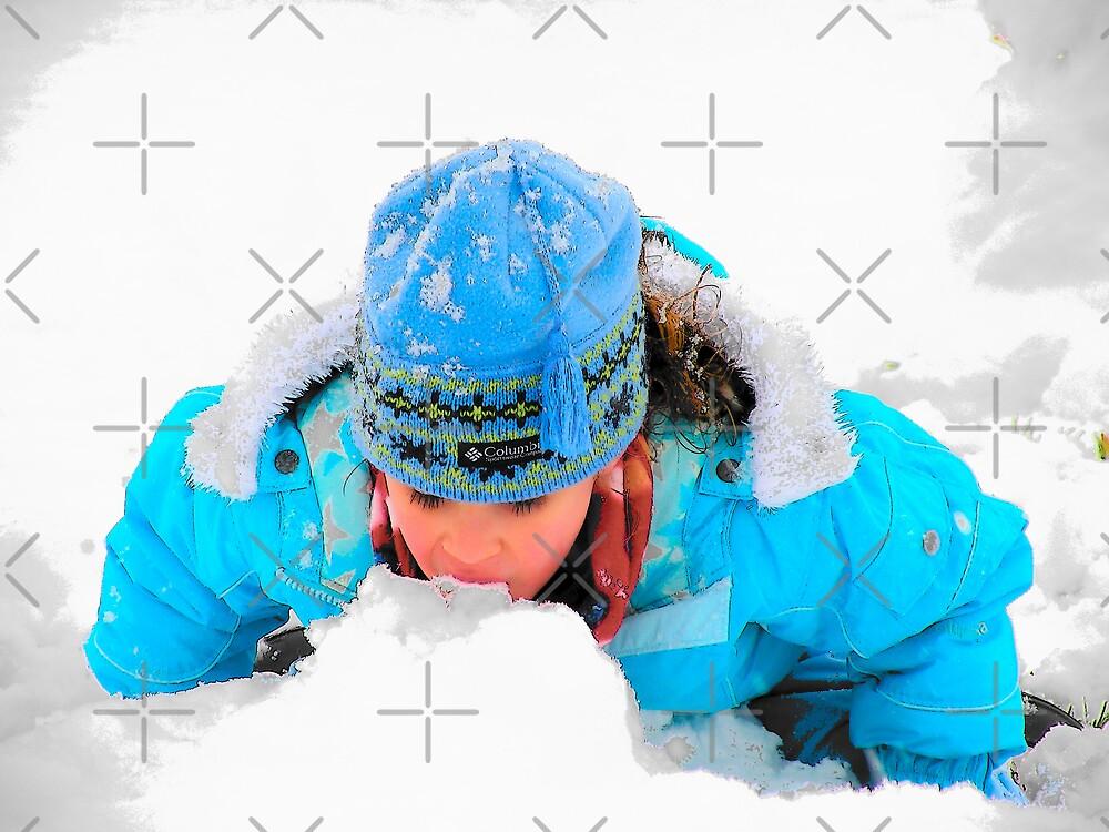 Eating the Snow in  Las Vegas!... by Rita  H. Ireland