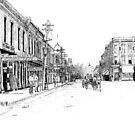 Bentonville, Arkansas Square - 1914 by ronend