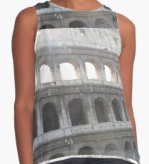 Colosseum or Coliseum, also known as the Flavian Amphitheatre Contrast Tank