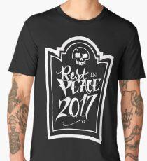 R.I.P 2017 Men's Premium T-Shirt