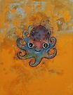 Baby Octopus by Michael Creese