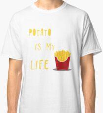 Potato Is my Life Classic T-Shirt