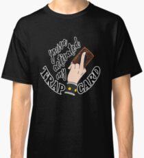 Carte de piège T-shirt classique