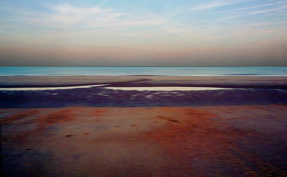 The North Sea by Frans Peter  Verheyen