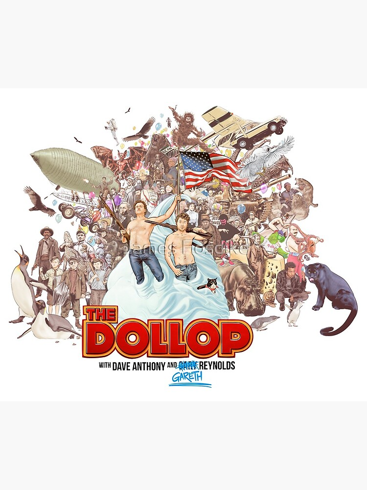 The Dollop 2018 (clothing) by MrFoz