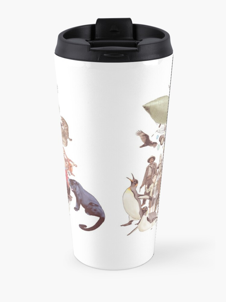 Alternate view of The Dollop 2018 (clothing) Travel Mug