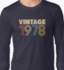 40th Birthday Long Sleeve T Shirt