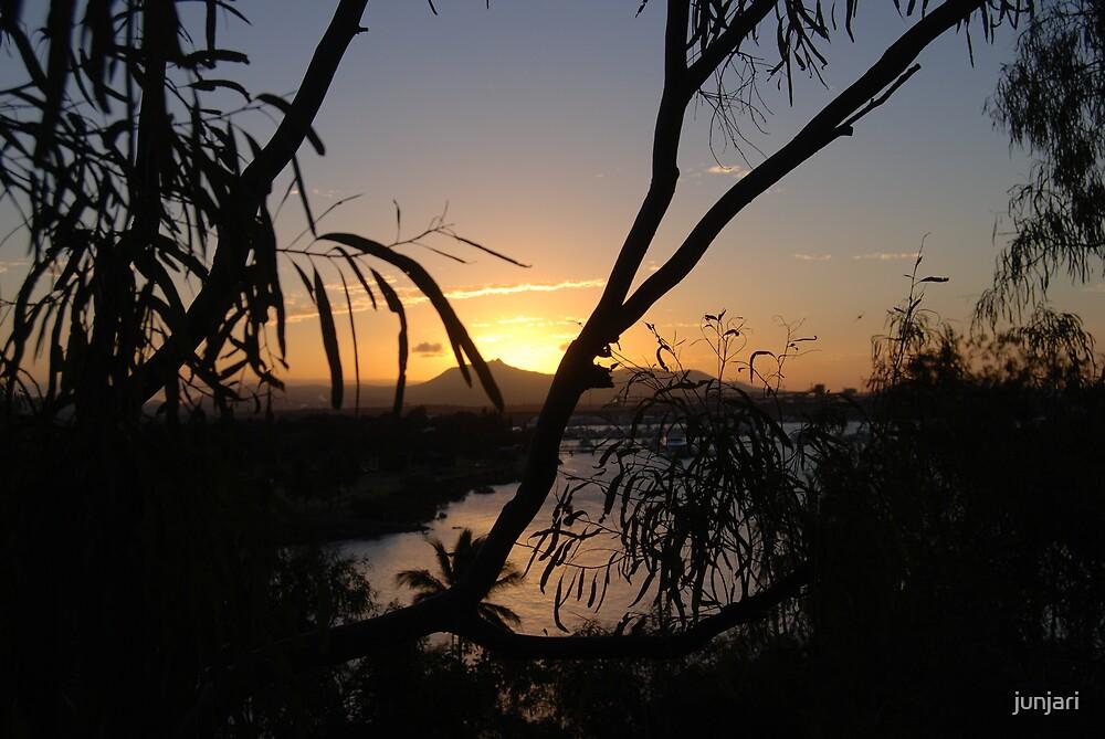 """Auckland Sunset """"Series"""" by junjari"""