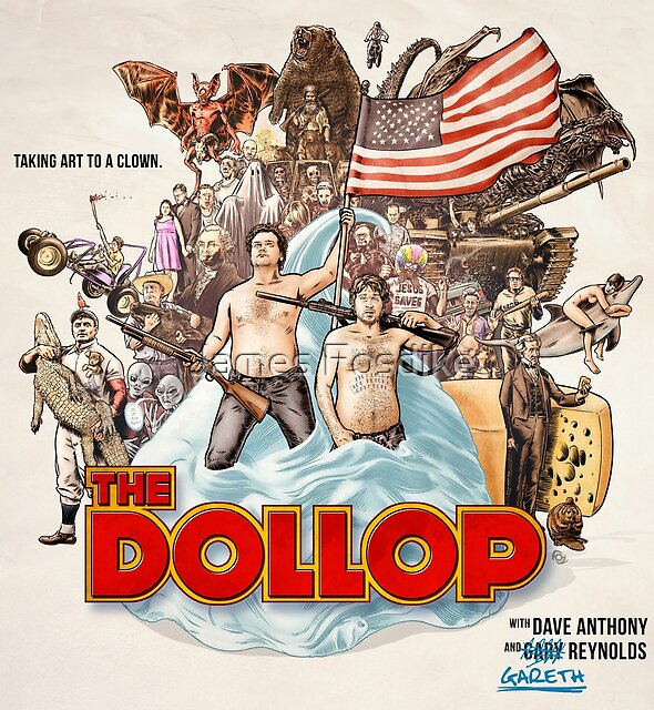 The Dollop 2014 by James Fosdike