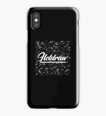 Hotdraw Special (black&white) iPhone Case/Skin