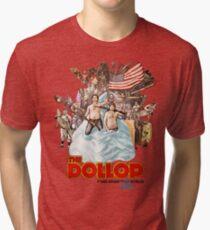 The Dollop 2014 - (T-Shirt) Tri-blend T-Shirt