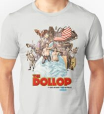 Camiseta unisex The Dollop 2014 - (Camiseta)