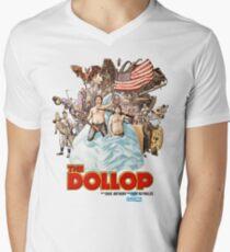 The Dollop 2014 - (T-Shirt) Men's V-Neck T-Shirt