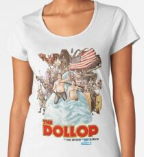 The Dollop 2014 - (T-Shirt) Women's Premium T-Shirt