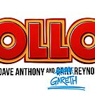 The Dollop - Logo by James Fosdike
