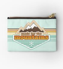 Made for the Mountains Studio Pouch