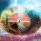 Through the Eye of God by Julia Harwood