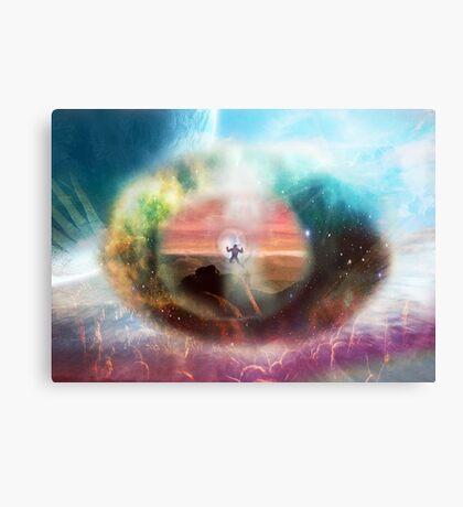 Through the Eye of God Canvas Print