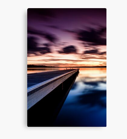 Cloud Dancing Canvas Print