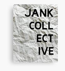 JANK COLLECTIVE Canvas Print