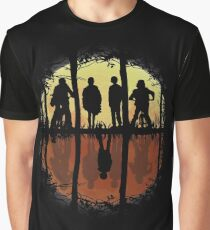 Freunde lügen nicht - Elven, Fremde Dinge Grafik T-Shirt