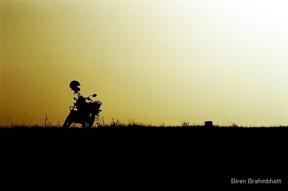 Beyond the last mile by Biren Brahmbhatt