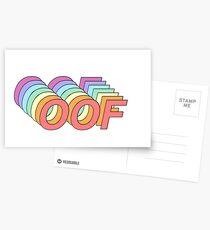 Oof Postcards