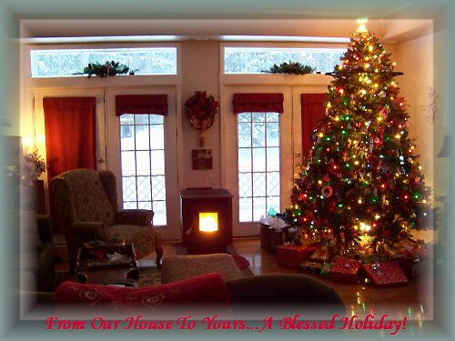 Happy Holidays Everyone!!! by imagesbydale