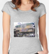 CTA Chicago II Women's Fitted Scoop T-Shirt