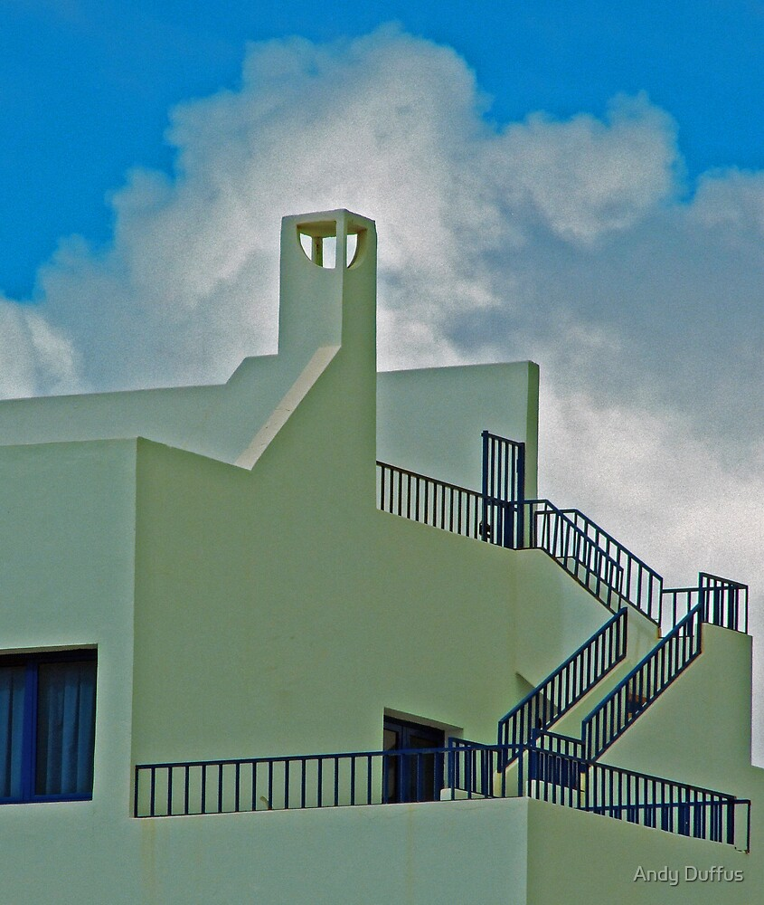 Spanish stair shapes by Andy Duffus