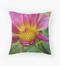 Giggling Throw Pillow